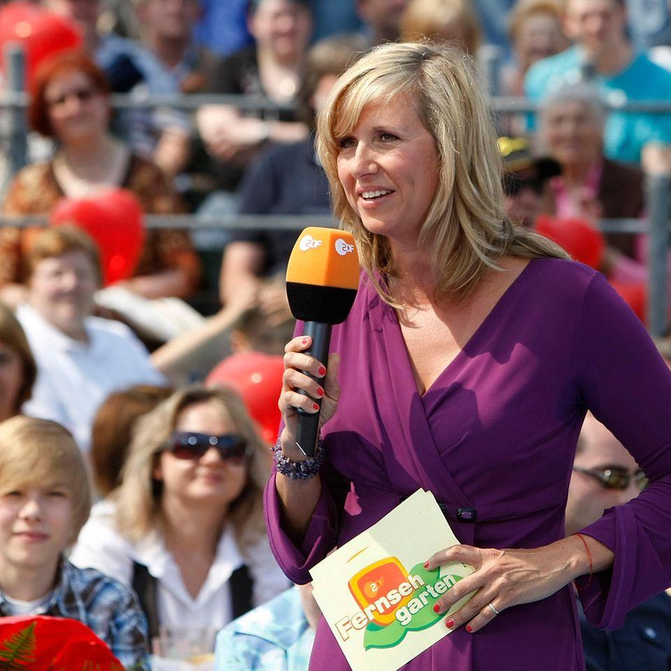 ZDF Fernsehgarten mit Andrea Kiewel