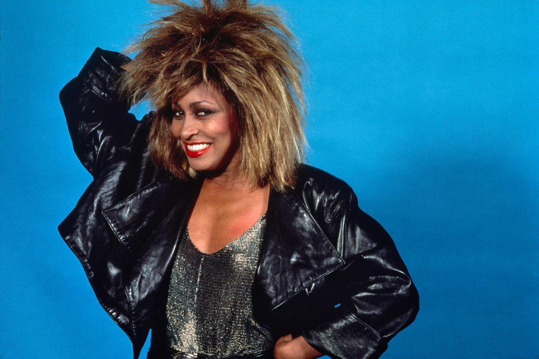 Tina Turner Frisur