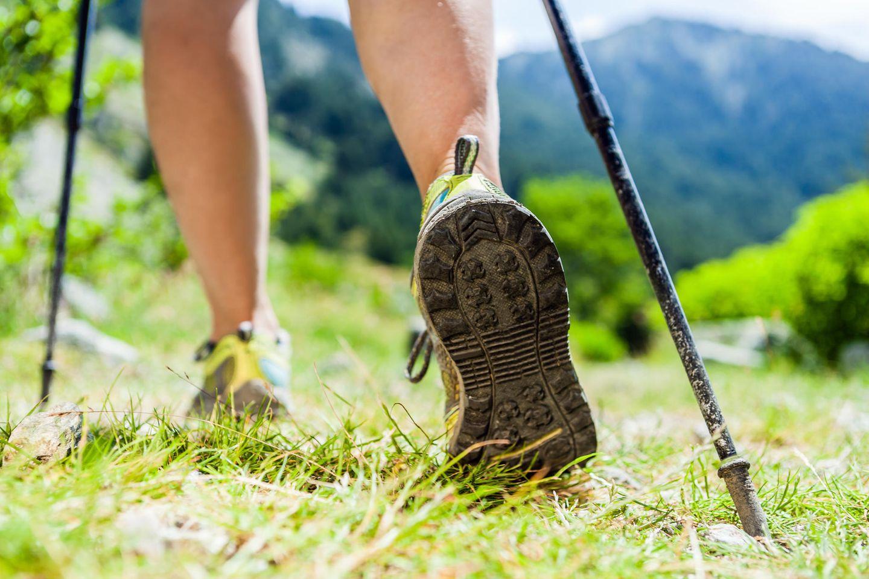 Anleitung Nordic Walking