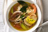 Bouillabaisse - Französischer Fischeintopf