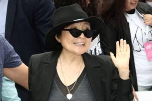 Yoko Ono in New York