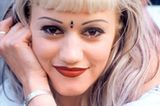 90er Make up: Gwen Stefani