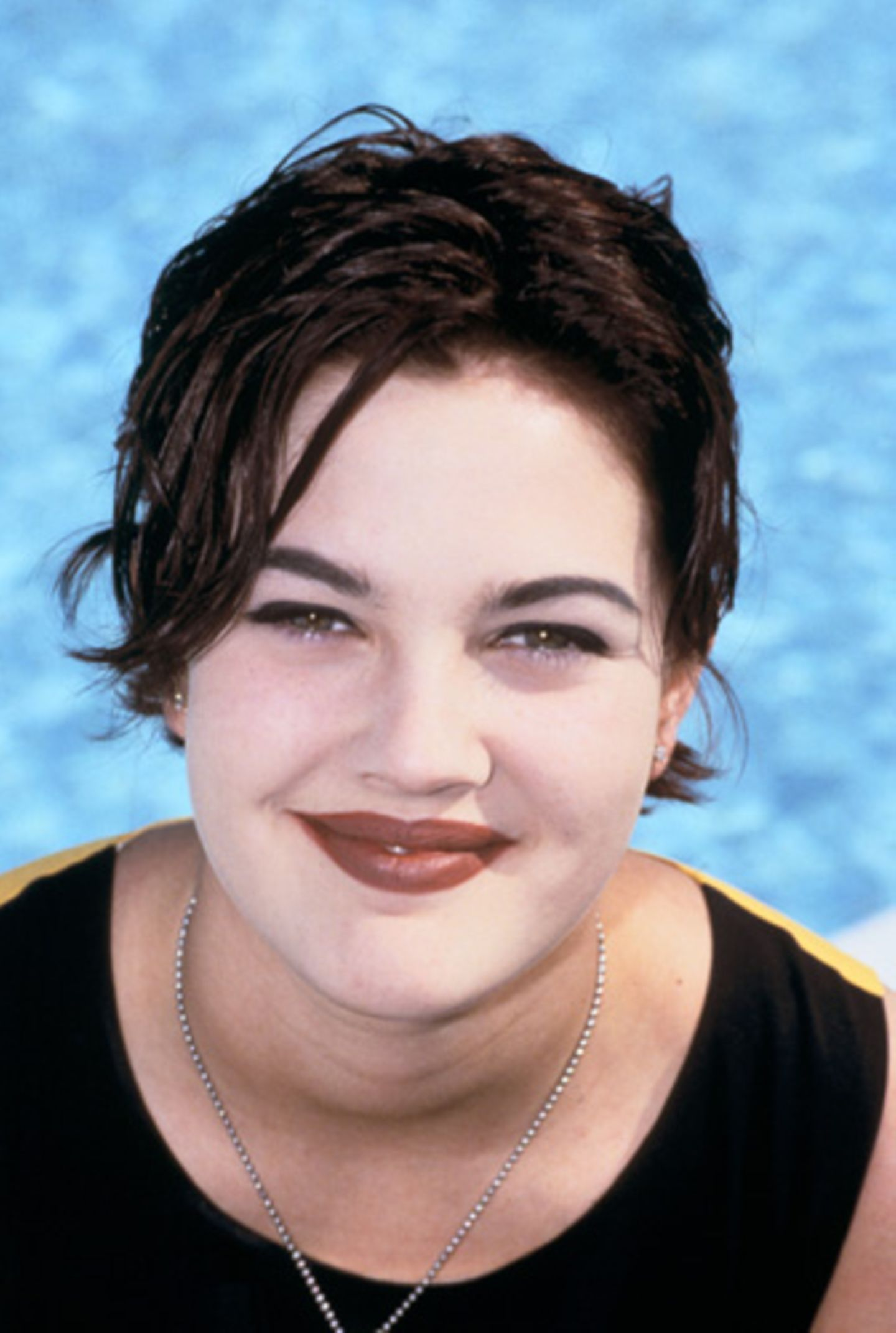 90er Make up: Drew Barrymore