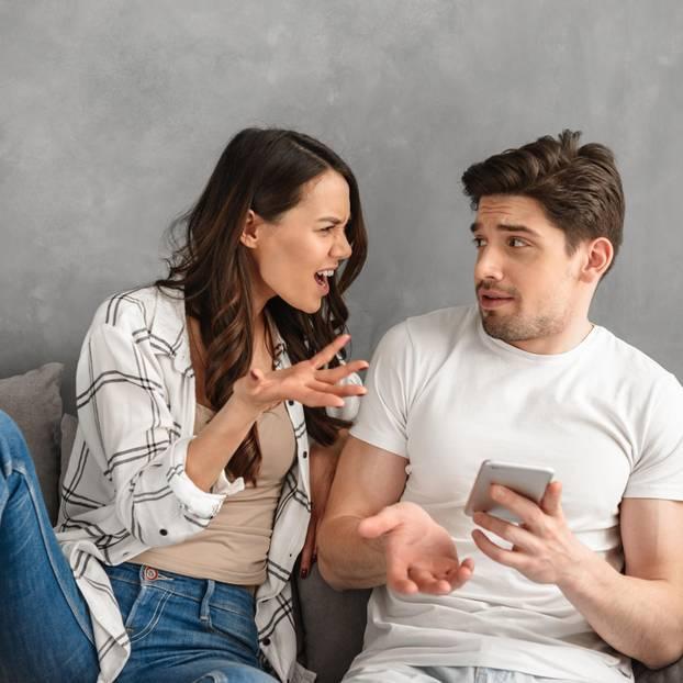 Männer flirten gerne