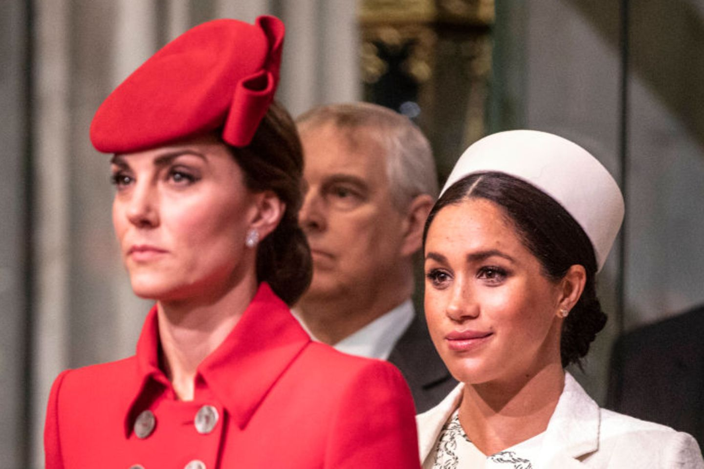 Royal-News über Meghan: So denkt sie über Kate + William