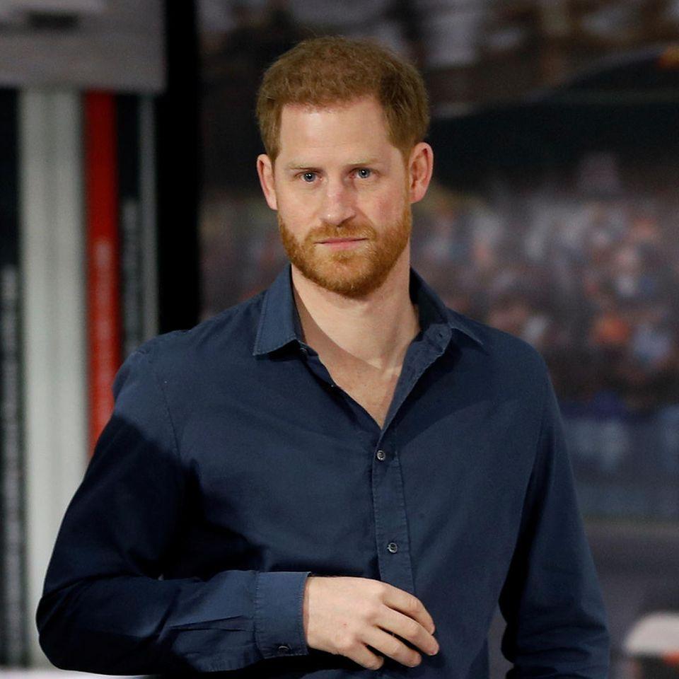 Royal-News über Prinz Harry: Seitenhieb gegen William und die Queen