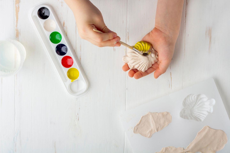 Basteln mit Gips: Herstellung von Gipsfiguren