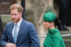 Prinz Harry + Herzogin Meghan: Der Megxit ist nicht spurlos an ihnen vorbeigegangen