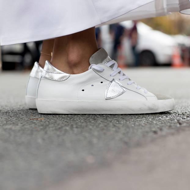 Hochzeitsgast No-Gos: Sneaker