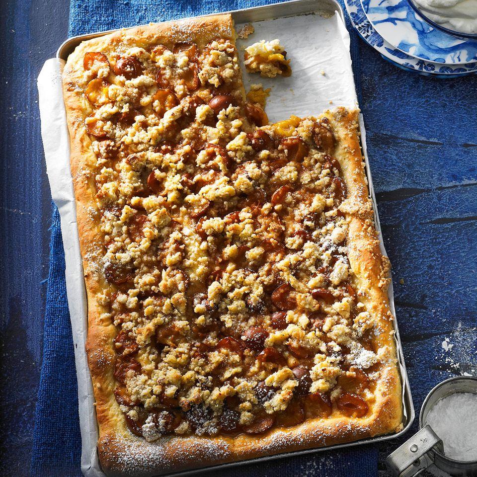 Mirabellen-Kuchen