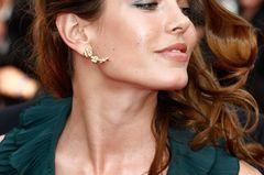 Makeup-Looks der Royals: Charlotte Casiraghi mit grünem Lidschatten