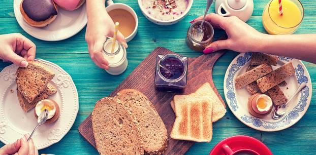 Frühstück Kalorienkiller: Frühstück