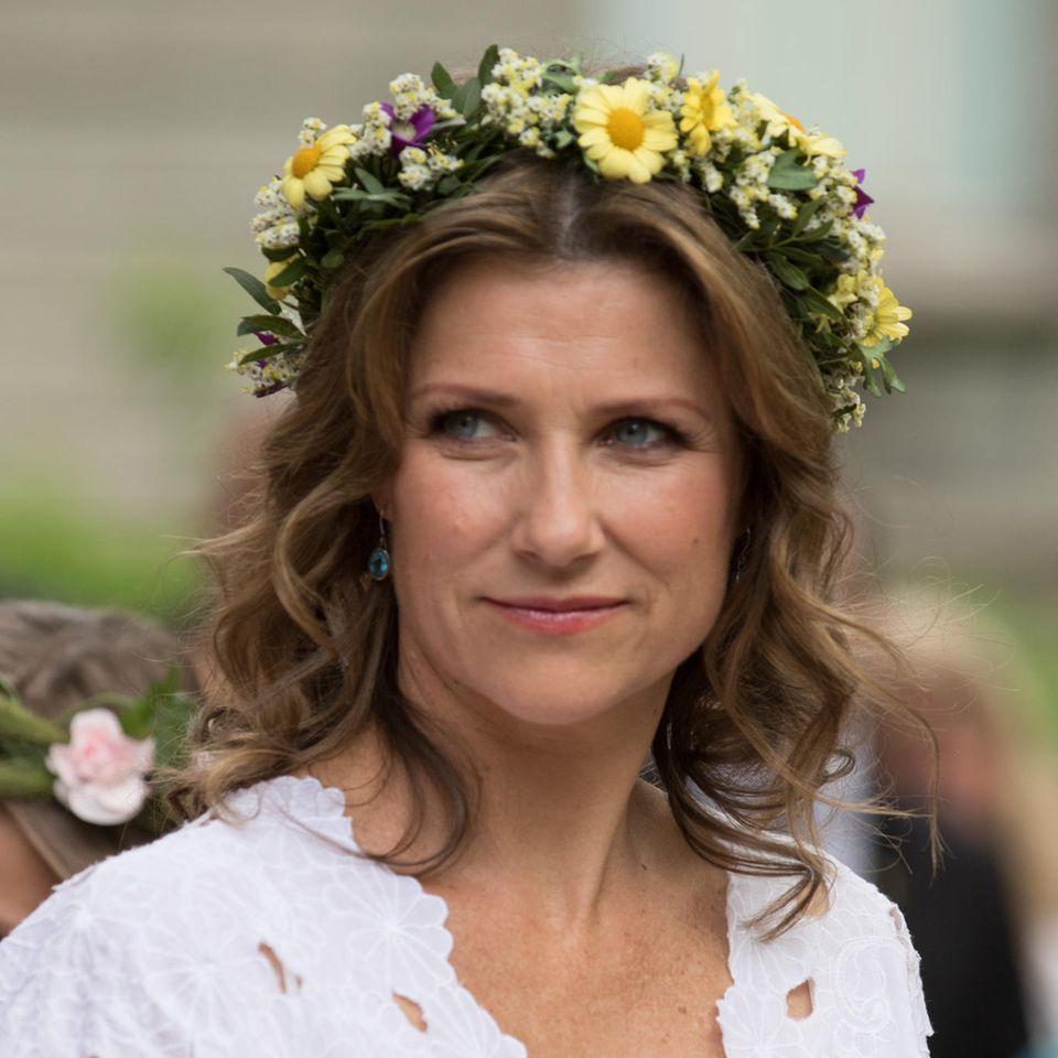 "Royal-News über Prinzessin Märtha Louise: ""Es tat fast körperlich weh"""