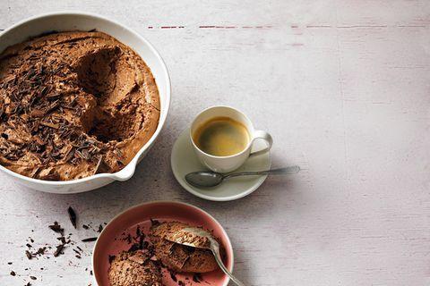 Rezepte mit zwei Zutaten: Mousse au Chocolat