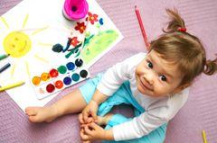 Kinder beschäftigen