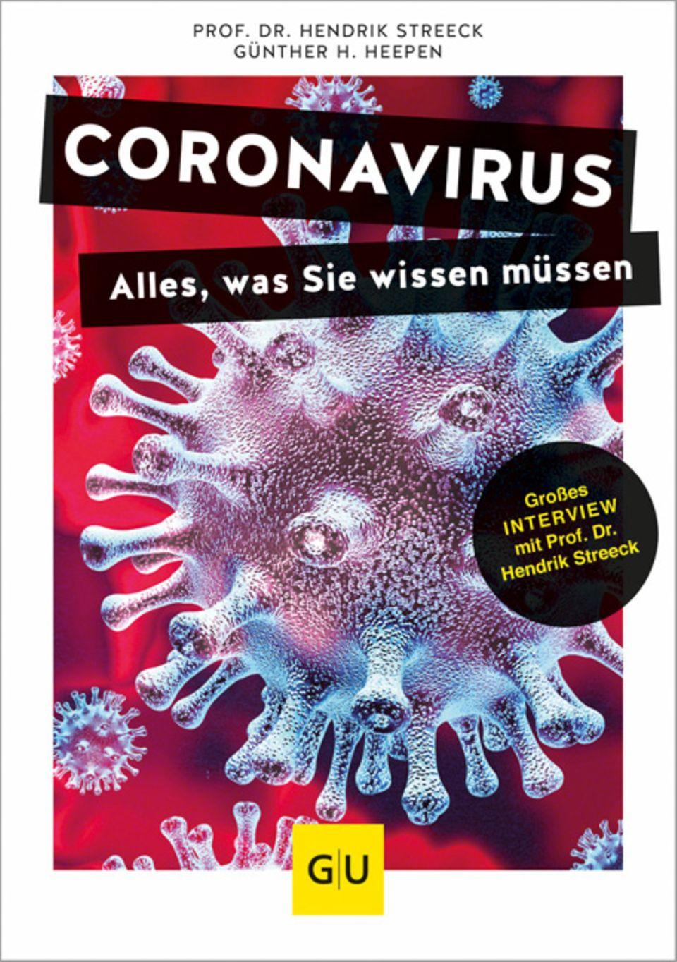 Coronavirus: Buchcover
