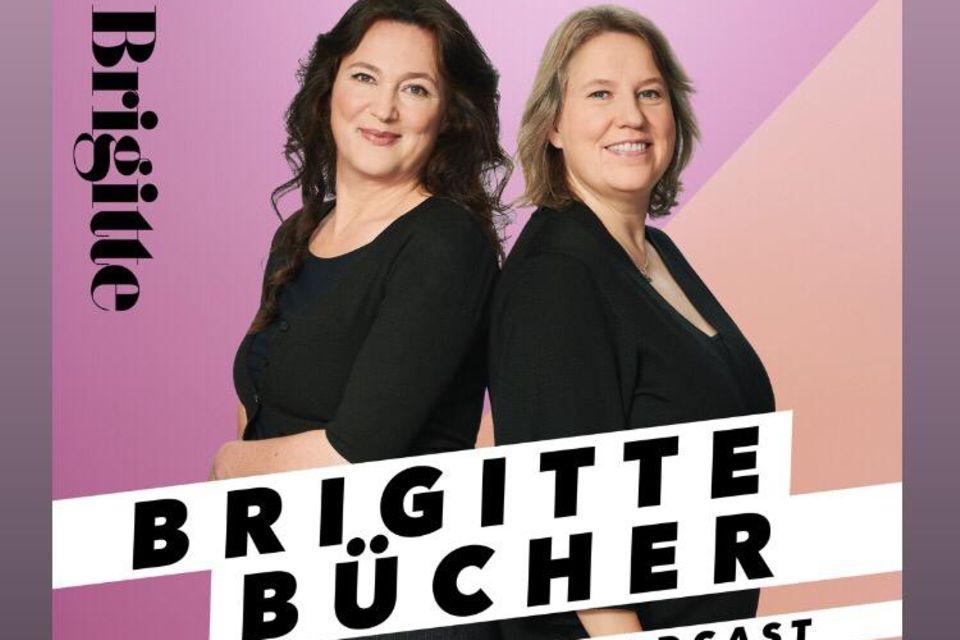 Podcast BRIGITTE Bücher: Meike Schnitzler und Angela Wittmann