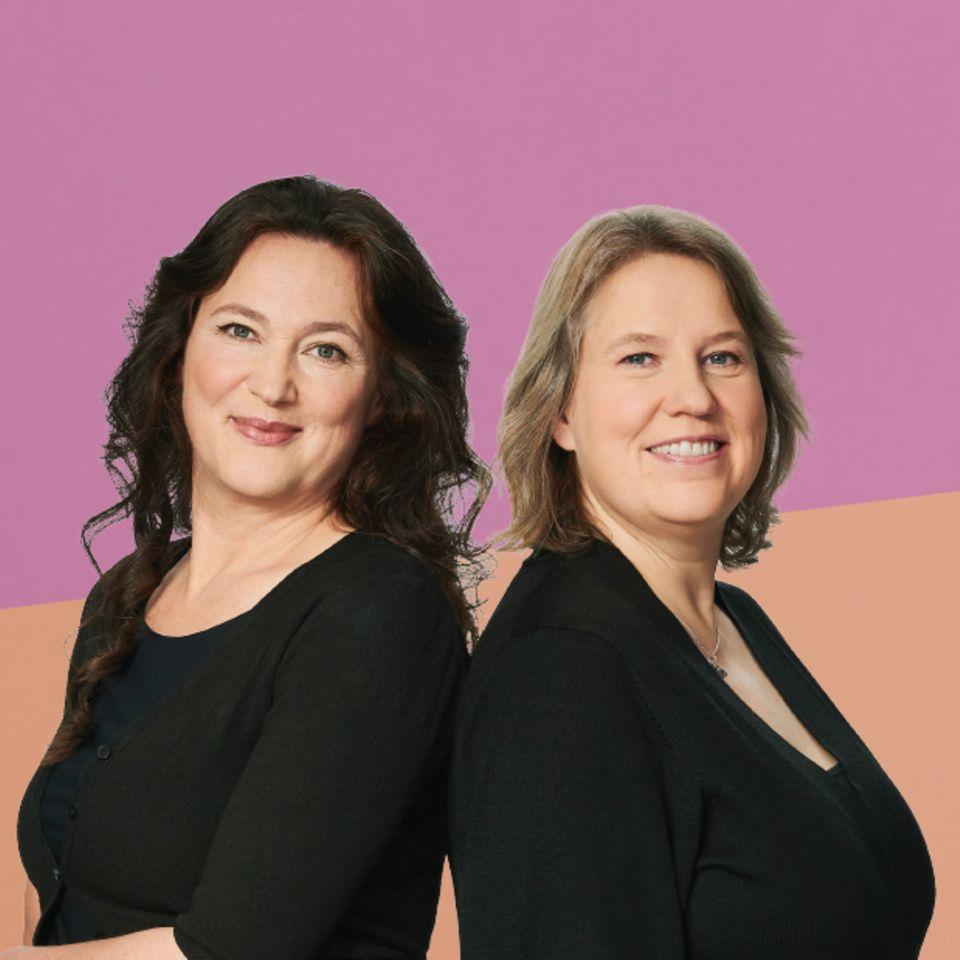 BRIGITTE Bücher: Meike Schnitzler und Angela Wittmann