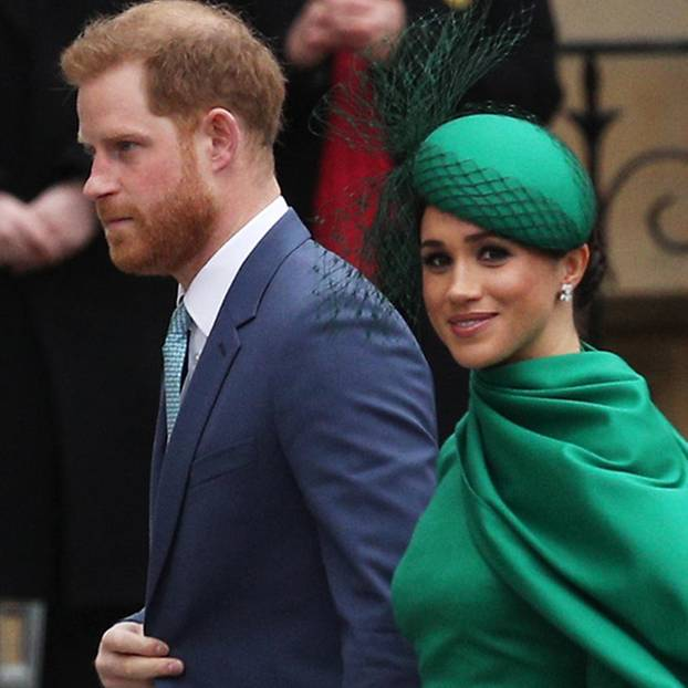 Herzogin Meghan + Prinz Harry: Große Sorgen wegen Coronavirus