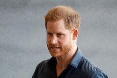 Royal-News über Harry: Diese Aussage wird dem Palast nicht gefallen
