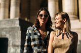 Midi-Hair: zwei Frauen lächeln
