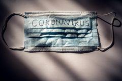 Corona aktuell: Atemschutzmaske