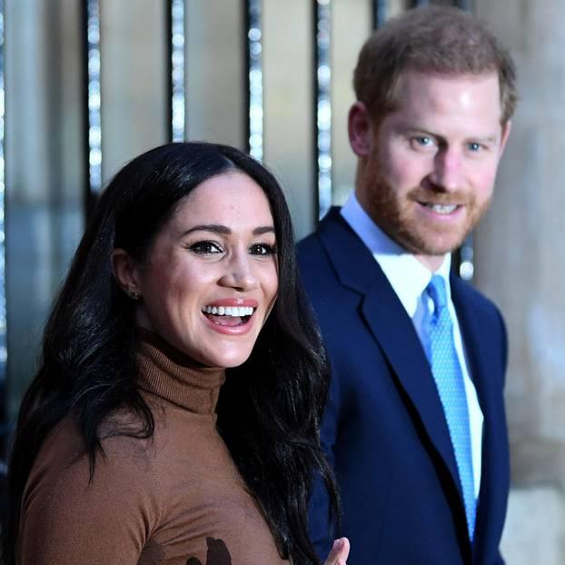Royal-News über Meghan + Harry: Große Ankündigung auf Instagram