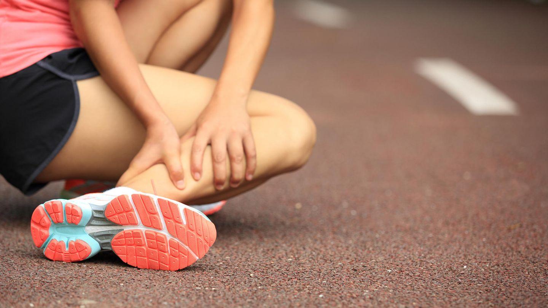 Starke Muskelkrämpfe