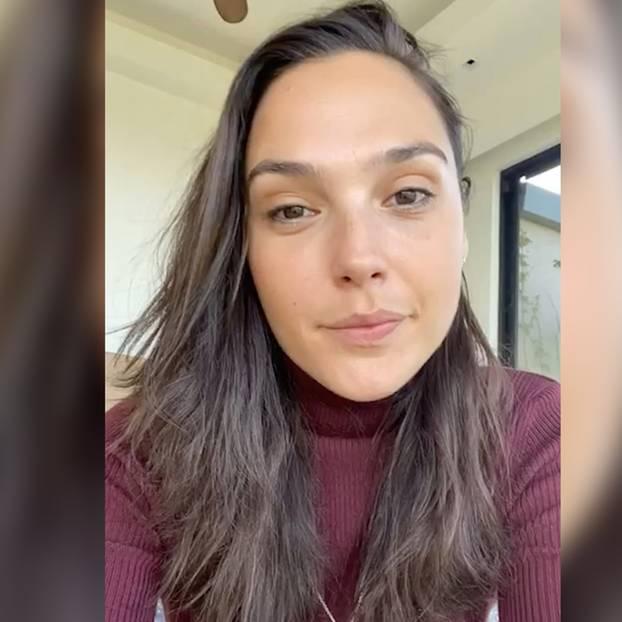 Gal Gadot: Blamage mit Instagram-Video