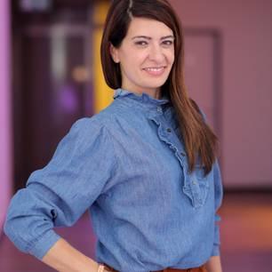 """Linda Zervakis: """"Tagesschau""""-Sprecherin begeistert mit privaten Einblicken"""