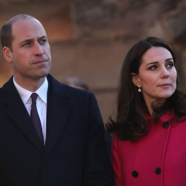 Kate + William