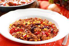 Rezepte zum Vorkochen: Chili