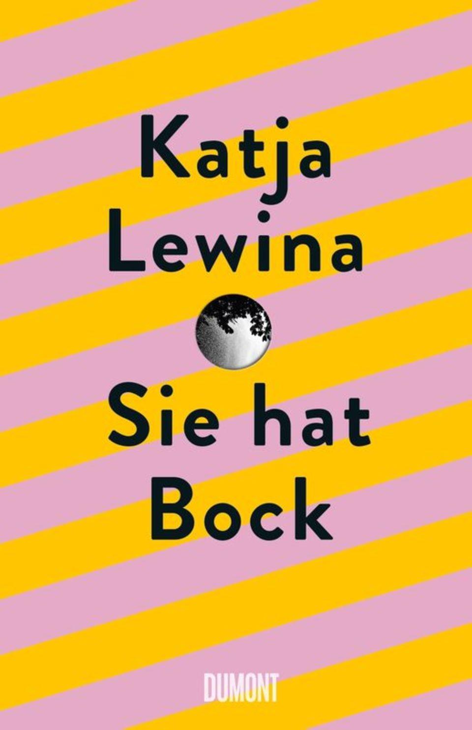 Cover Katja Lewina: Sie hat Bock