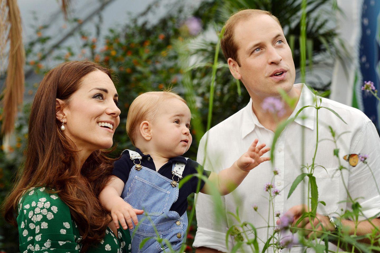 Royals: Queen Elizabeth und Co. feiern britischen Muttertag