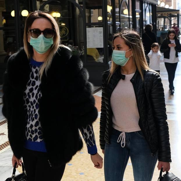Coronavirus: Wie ein Ort in Italien Covid-19 (fast) vertrieb