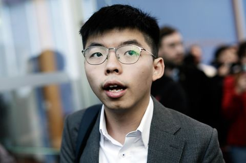 Joshua Wong: Joshua Wong
