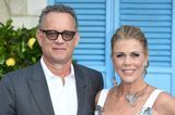 Coronavirus bei den Promis: Tom Hanks und Rita Wilson