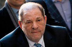 Coronavirus bei den Promis: Harvey Weinstein