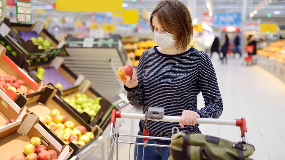 Coronavirus: Angst bei Gemüse