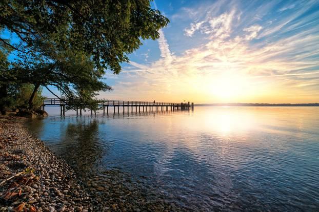 Frühlingsreisen 2020: Starnberger See