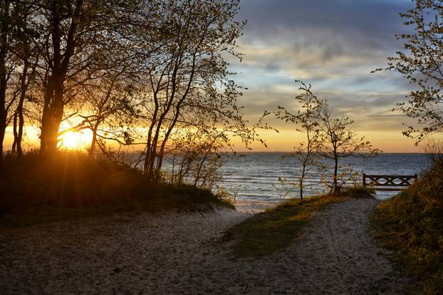 Frühlingsreisen 2020: Brodtener Ufer