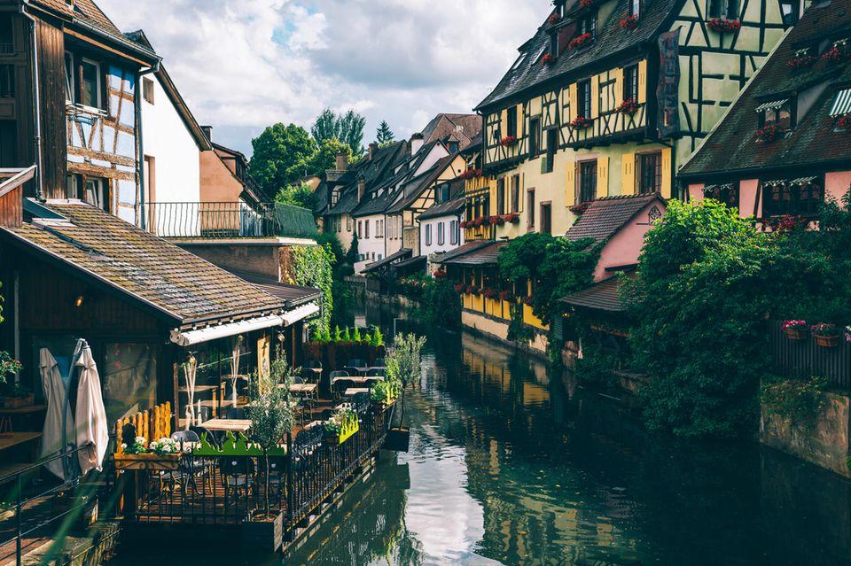 Frühlingsreisen 2020: Elsass