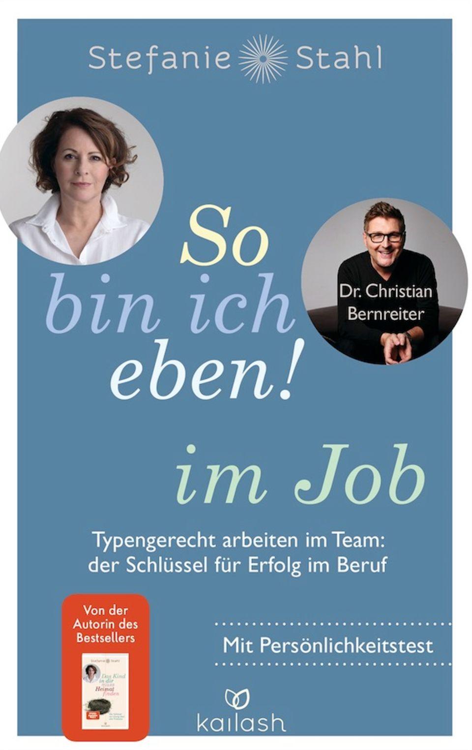 Cover Buch So bin ich eben! im Job