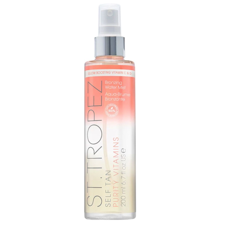 Beauty-Essentials: St. Tropez Purity Vitamins Bronzing Body Mist