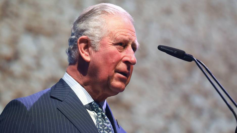 Prinz Charles: Coronavirus!