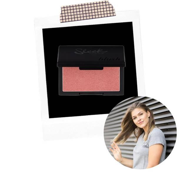 Mode- und Beautyredakteurin Friederike hat das Blush von Sleek in der Farbe Rose Gold mal wieder getestet.