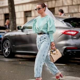 Oberteile, die zur Jeans passen