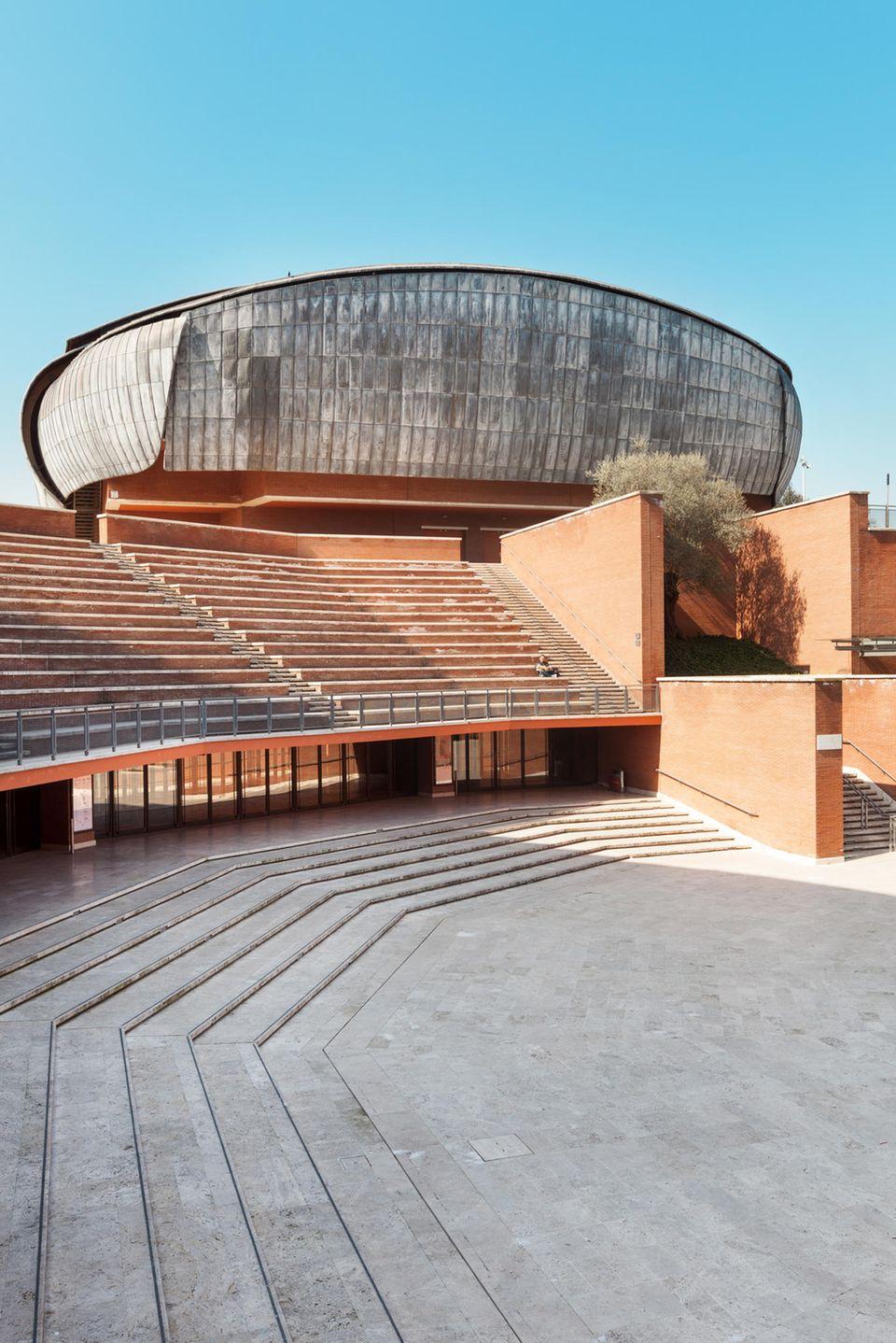 Insidertipps für Rom: Auditorium