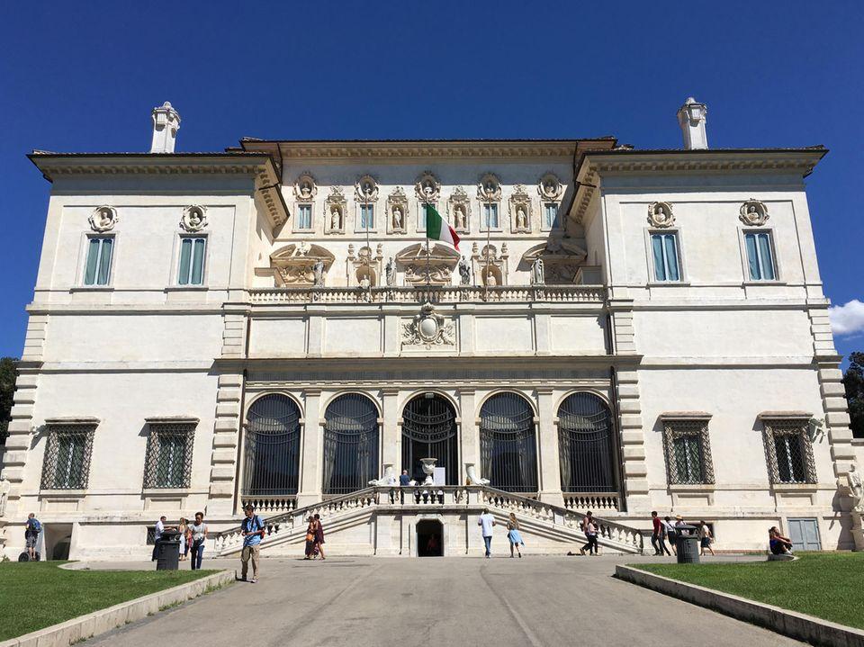 Insidertipps für Rom: Galeria Borghese