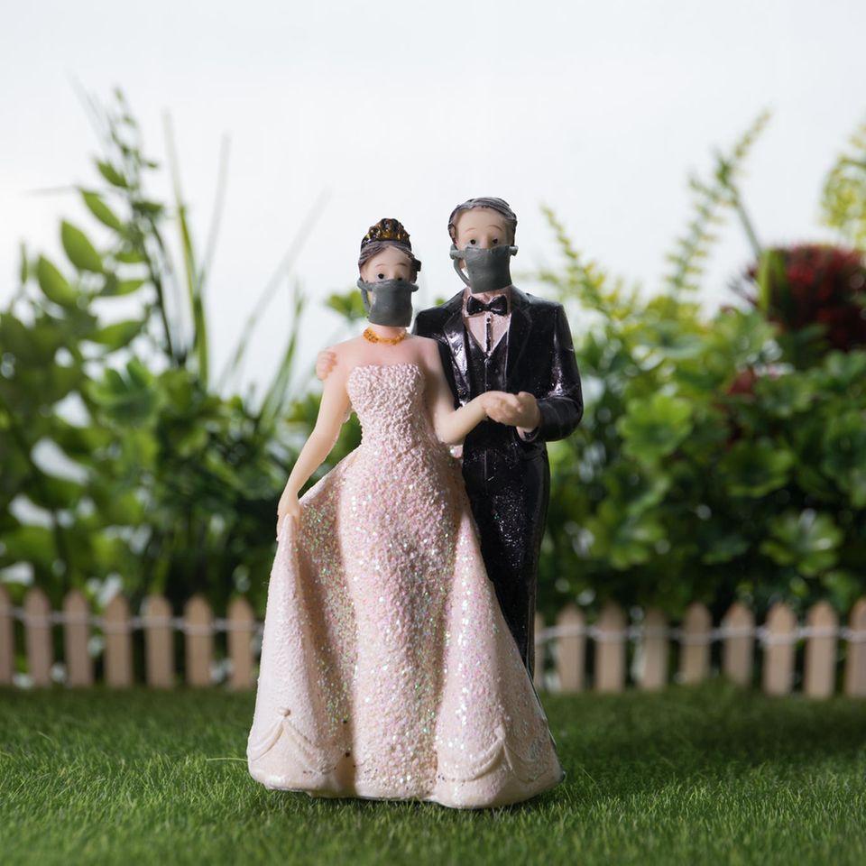 Abgesagte Hochzeit wegen Coronavirus